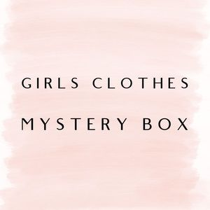 Other - Mystery Box Bundle of Girls Clothes Size 9m